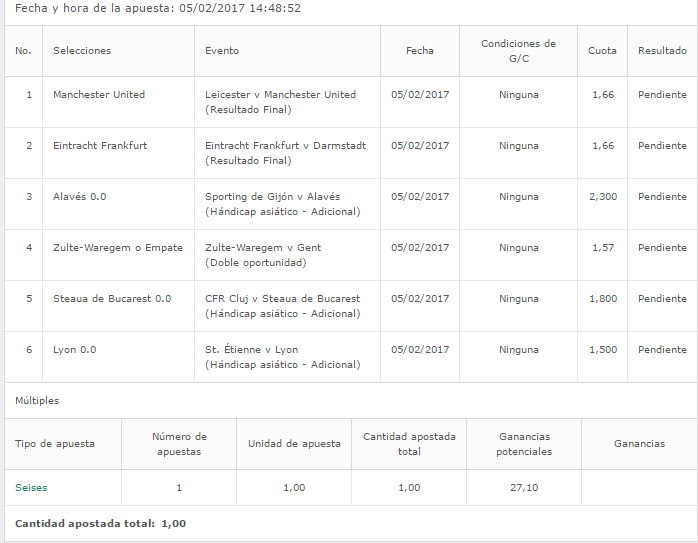 Capture 1 - #funbet cuota 27.10